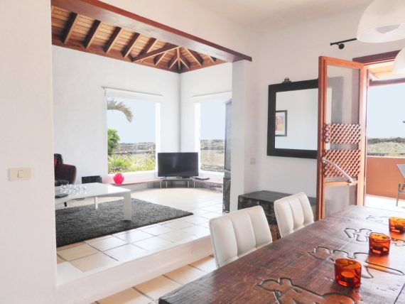 Finca Miramar - Casa Wohnbereich