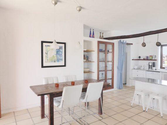 Finca Miramar - Casa Essbereich