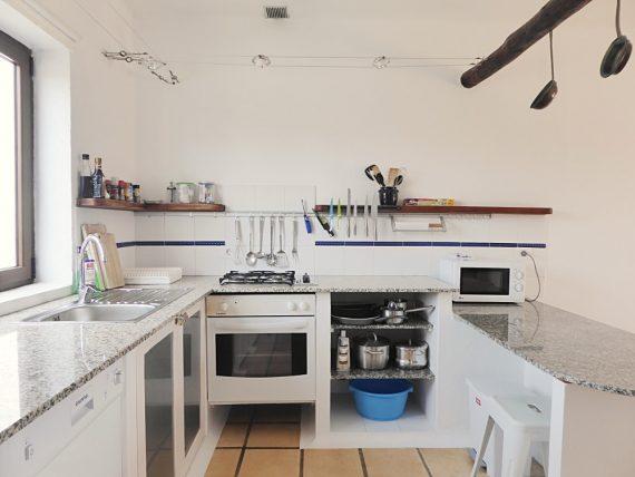 Finca Miramar - Casa Küche