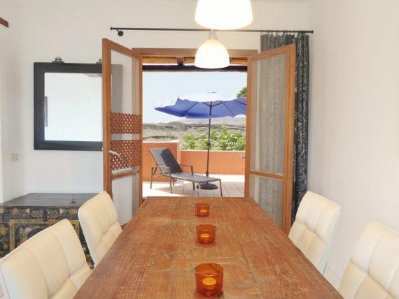 Finca Miramar - Casa zur Terrasse