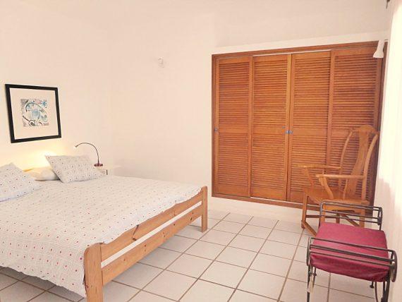 Finca Miramar - Casa Schlafzimmer 1