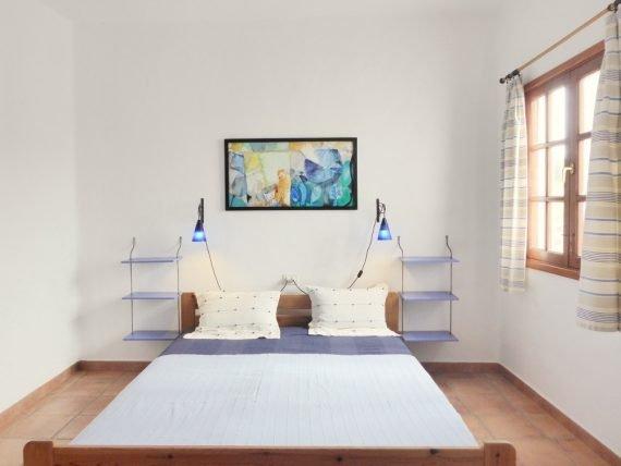 Finca Vistamar Casa Azul Schlafzimmer 2