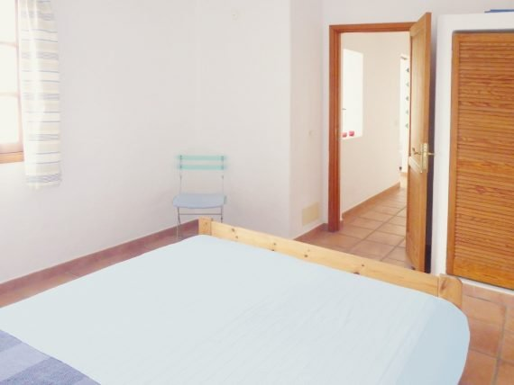 Finca Vistamar Casa Azul Schlafzimmer