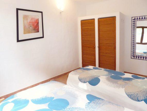 Finca Vistamar Casa Blanca Schlafzimmer 2