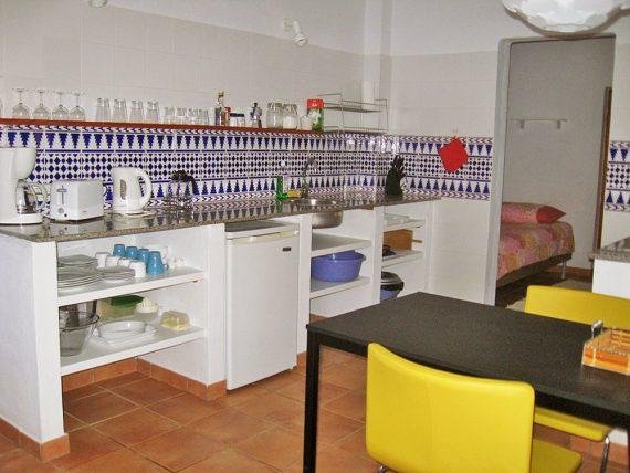 Finca Vistamar Casa del Sol Küchenzeile