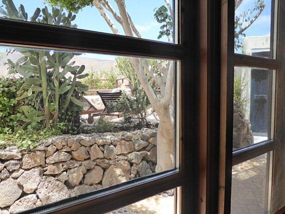 Finca Luciana El Campo Fenster Wohnbereich